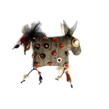 Koník s proužkem